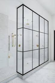 large marble shower wall tiles design ideas