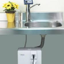 under sink tankless water heater sinks ideas
