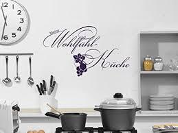 grazdesign wandsticker küche sprüche wanddeko küche