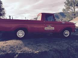 100 Ford Unibody Truck For Sale 1963 Unibody Long BedJust Over 50000 Miles Very Straight