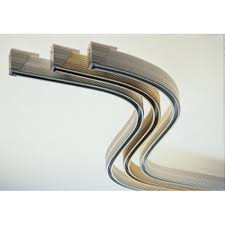 Ceiling Mount Curtain Track Bendable by Metal Curtain Rail Bendable Memsaheb Track Cheap Prices Window Pvc