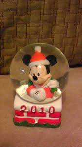 Jcpenney Christmas Trees by Amazon Com Mickey Mouse Jcpenney Snowglobe Waterglobe Globe