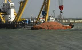 Tug Boat Sinks by Fairplay 22 Tugboat Capsize Incident Photo Of The Week U2013 Gcaptain