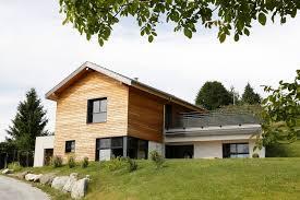 maison ossature bois cle en maison en ossature bois par ec h ome isère