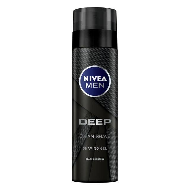 Nivea Men Deep Shaving Gel - 200ml
