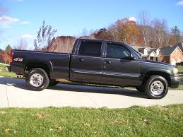 2003 GMC Sierra 1500HD Photos, Specs, News - Radka Car`s Blog 2003 Gmc Sierra 2500 Information And Photos Zombiedrive 2500hd Diesel Truck Conrad Used Vehicles For Sale 1500 Pickup Truck Item Dc1821 Sold Dece Sierra Hd Crew Cab 4wd Duramax Diesel Youtube Chevrolet Silverado Wikipedia Classiccarscom Cc1028074 Photos Informations Articles Bestcarmagcom Slt In Pickering Ontario For K2500 Heavy Duty At Csc Motor Company 3500 Flatbed F4795 Sol