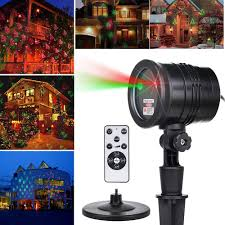 Firefly Laser Lamp Diamond by Levusu Remote Christmas Laser Lights Projector Aluminum Outdoor