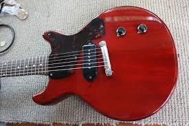 1961 Gibson Les Paul Junior Restoration