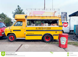 100 Food Truck For Sale Nj American School Bus In Use As A Editorial Stock Photo
