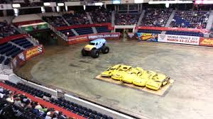 100 Game Truck Richmond Va Monster Jam VA 2013 Racing YouTube