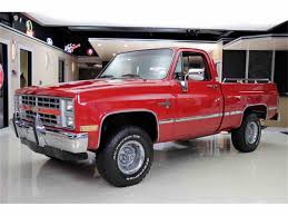 1985 Chevrolet Silverado For Sale | ClassicCars.com | CC-889001 1985 Chevy Stepside Showstreet Truck For Sale Or Trade Mint Chevrolet Scottsdale Id 12478 Silverado K10 4x4 Stock 324855 Near Ck Truck Cadillac Michigan 49601 C10 The Dime Photo Image Gallery Air Bagged Dragging On The Body Built By Wcd Pickup C20 Youtube Models Trucks Fresh Killer By Metal Swb Texas Trucks Classics Toy Shed Gateway Classic Cars 592dfw Shortbed Fleetside In Key Largo Fl