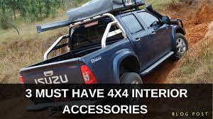 3 Must Have 4x4 Interior Accessories - TJM Perth 5 Must Have Accsories For Your Gmc Denali Sierra Pick Up Youtube 2019 Colorado Midsize Truck Diesel Highway Products Inc Alinum Work Ford F150 And Parts Lithia Of Missoula Best Mods Every Owner Should Consider 3 Must Have 4x4 Interior Tjm Perth Tire Wikipedia Aftermarket Candy Store Your Trailer Life Larry Clark Chevrolet Buick Cadillac In Amory Ms Tupelo Suv Exterior Performance Chevy Legends Membership