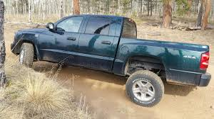 2011 Dodge Dakota V8 On The Gold Mine Hill Off-Road Review: Run What ...