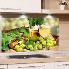 60x40cm glasbild als küchenrückwand grazdesign küchen