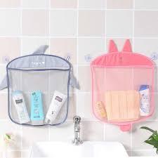 baby spielzeug mesh bag bad badewanne puppe organizer saug
