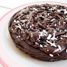 nix backen avocado schokoladen mousse kuchen vegan glutenfrei ohne nüsse