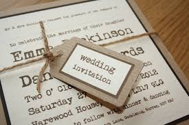 Choosing Your Wedding Invitations And Stationery