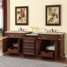 48 Inch White Bathroom Vanity Without Top by Double Vanity Double Sink Vanity With Storage Tower Bathroom