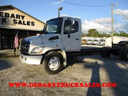 100 Florida Trucks For Sale 2012 Hino 338 Cab Chassis Truck Sanford FL 4705