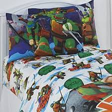 Ninja Turtle Toddler Bed Set by Kids U0027 Sheets Thread Count Specialty Kmart