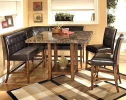 Breakfast Table Set For Two Dining Room Corner Nook Within 6 Counter Height Se