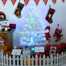 8ft Artificial White Christmas Tree by White Christmas Tree With Blue Lights White Christmas Tree With