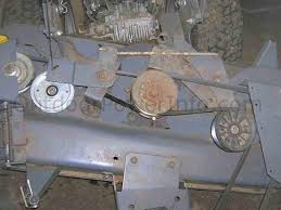 Murray Mower Deck Belt by Installation Repair And Replacement Of Murray Scotts 46561x8