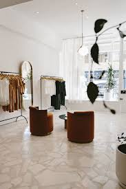 100 Boutique Studio Mode Pink Travertine And Rusty Velvet In A Coolly Chic Cape Town