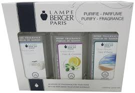 Lampe Berger Scented Oil by Amazon Com Lampe Berger Fragrance Trio Pack Fresh Fresh Linen