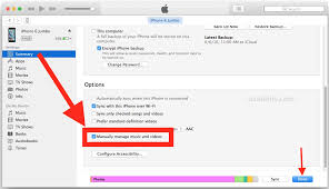 How to Copy Music to iPhone from iTunes