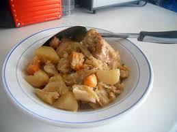 recette de potée choux patate douce