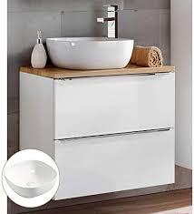 بركة تتطور صقل badezimmermöbel für aufsatzwaschbecken
