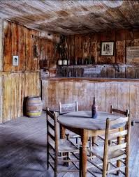 Table Wood House Interior Old Barn Home Hut Shack Cottage Furniture Room Design Chairs Inside