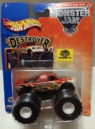 100 Monster Truck Jam 2013 TAS032312 Mattel Hot Wheels The