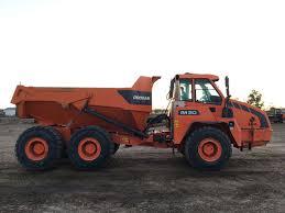 100 Rock Trucks Doosan DA30 EZRA Rentals Sales