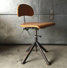 Industrial Office Chair By John Odelberg & Anders Olson For AB Odelberg &  Olson, 1930s