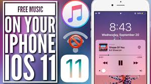How to free music on your iPhone IOS 11