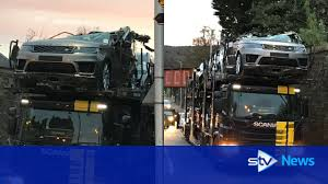 100 Truck Driver News Luxury Cars Ruined After Truck Driver Smashed Into Bridge