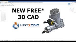 homemade diy cnc new free 3d cad design software neo7cnc com
