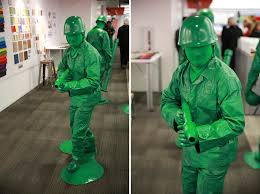 how to make a green army man costume love this the holidays