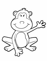 Printable Monkey Crafts