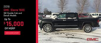 Visit Handy Buick GMC Near Burlington & Swanton Gmc Introduces 2016 Sierra With Eassist Gonzales Used Vehicles For Sale Thompsons Buick Familyowned Sacramento Dealer Trucks In Kamloops Zimmer Wheaton Certified 2015 Canyon 4wd Sle For Near Troy New 2018 1500 Pickup Parksville 18551 Harris Lacombe Preowned Used Trucks Kenosha Wi Chevrolet Moultrie At Edwards Motors Baton Rouge Gerry Lane Hammond Lafayette