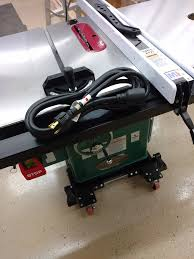 Used Grizzly Cabinet Saw by 10