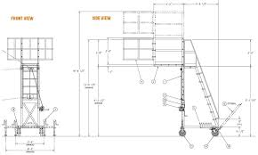 Portable Access Platform For Trucks & Railcars | CAI Safety Systems Cab To Axle Body Length Chart Denmimpulsarco Trailer Sale In Ghana Suppliers And The Images Collection Of Sales Service U Leasing Eby Flatbed Truck Delta Flatbed Diagram House Wiring Symbols Water Truck Build Walk Around Ford Ranger Youtube Semi Dimeions Company Quality S Side Dump Grain Drop Deck Tommy Gate Liftgates For Flatbeds Box Trucks What Know Our Fleet 1981 Chevrolet C30 Custom Deluxe Pickup Item Rgn For Light Switch Stylish Sizes Tractor