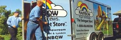 100 Moving Truck Rental Denver Swing Set Moves Rainbow Midwest