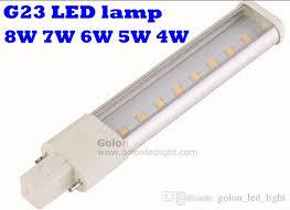 pls l 11w 2700k g23 13w 6500k gx23 led replacement 120v 230v