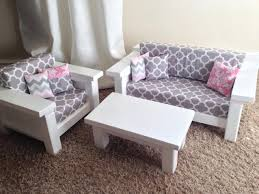 Handcrafted American Girl Doll Furniture Bedding By DutchDarling