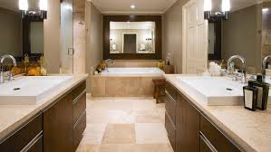 Best Flooring For Bathrooms 2019 Tile Flooring Trends 21 Contemporary Ideas The Top Bathroom And Photos A Quick Simple Guide Scenic Lino Laundry Design Vinyl For Traditional Classic 5 Small Bathrooms Victorian Plumbing How I Painted Our Ceramic Floors Simple 99 Tiles Designs Wwwmichelenailscom 17 That Are Anything But Boring Freshecom Tiled Showers Pictures White Floor Toilet Border Shower Kitchen Cool Wall Apartment Therapy