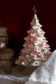 Bulbs For Ceramic Christmas Tree by 194 Best Christmas Ceramic Trees Images On Pinterest Ceramic