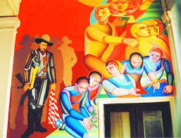 David Alfaro Siqueiros Murales Con Nombre by Libro Reúne Los Murales De La Nicaragua Entre 1979 1992